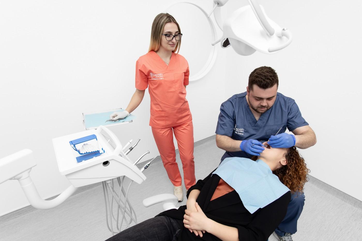 carie dentară tratament